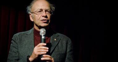 Happy Birthday, Peter Singer