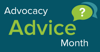 Advocacy Advice Month