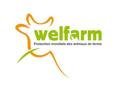 Protection Mondiale des Animaux de Ferme Logo