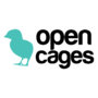 Open Cages logo