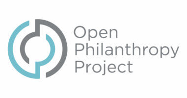 On Receiving a Grant From the Open Philanthropy Project